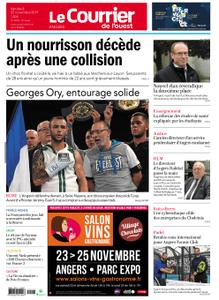 Le Courrier de l'Ouest Angers – 22 novembre 2019