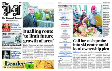 The Press and Journal Moray – December 05, 2018