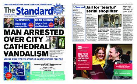 The Standard Chester & District – September 06, 2018