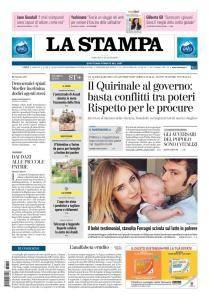 La Stampa Imperia e Sanremo - 14 Luglio 2018