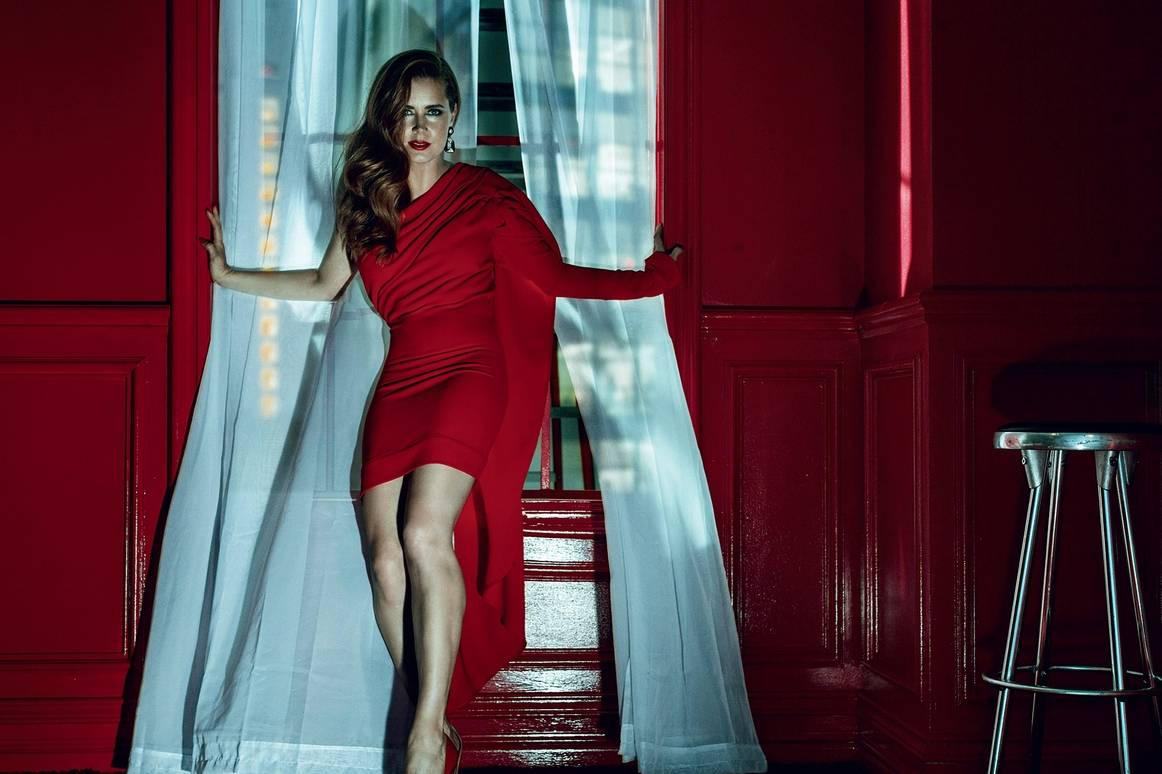 Amy Adams - GQ Magazine UK - April 2016 Issue • CelebMafia