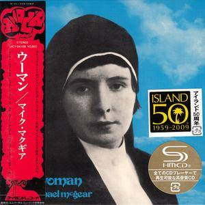 Mike McGear - Woman (1972) Japanese SHM-CD, Remastered 2009 [Re-Up]
