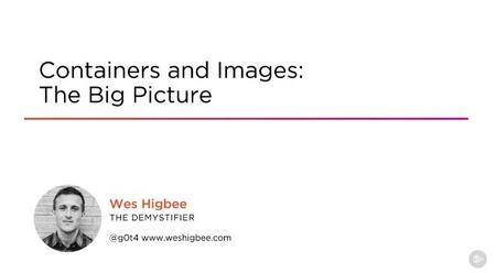 Containers and Images: The Big Picture
