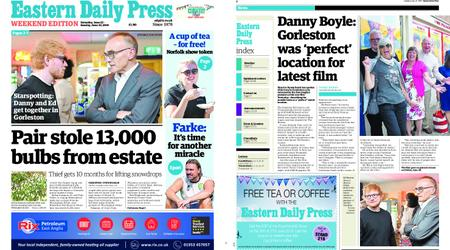 Eastern Daily Press – June 22, 2019