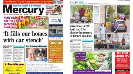 Weston, Worle & Somerset Mercury – September 03, 2020