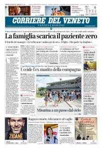 Corriere del Veneto Vicenza e Bassano – 05 luglio 2020