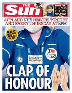 The Sun UK - 2 April 2020