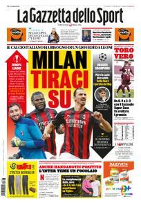 La Gazzetta dello Sport Udine - 18 Marzo 2021