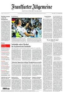 Frankfurter Allgemeine Zeitung F.A.Z. - 25. Juni 2018