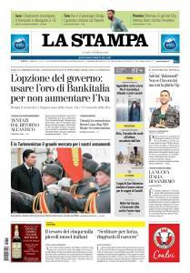 La Stampa Imperia e Sanremo - 11 Febbraio 2019