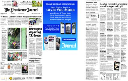 The Providence Journal – August 14, 2019