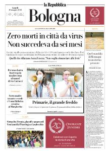 la Repubblica Bologna - 10 Maggio 2021