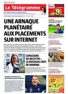 Le Télégramme Quimper – 03 mai 2019