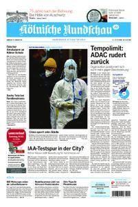 Kölnische Rundschau Wipperfürth/Lindlar – 25. Januar 2020