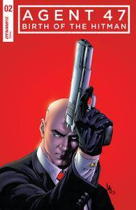 Agent 47 - Birth of the Hitman 002 2017 2 covers digital Son of Ultron-Empire