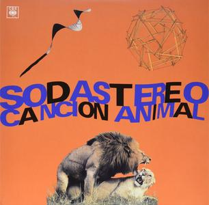 Soda Stereo - Canción Animal (1990) {Columbia/Sony Music Argentina}