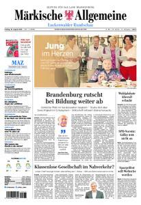 Märkische Allgemeine Luckenwalder Rundschau - 16. August 2019