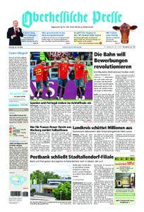 Oberhessische Presse Marburg/Ostkreis - 26. Juni 2018