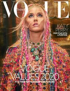 Vogue India - January 2020