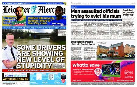 Leicester Mercury – February 17, 2020