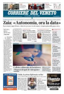Corriere del Veneto Venezia e Mestre – 09 giugno 2020