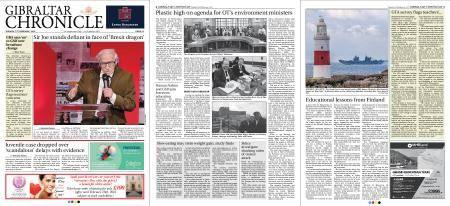 Gibraltar Chronicle – 13 February 2018