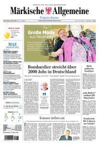 Märkische Allgemeine Prignitz Kurier - 29. März 2018