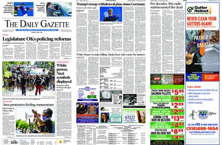 The Daily Gazette – June 09, 2020