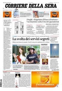 Corriere della Sera - 13 Maggio 2021