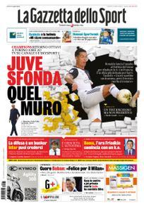 La Gazzetta dello Sport Roma – 07 agosto 2020