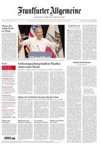 Frankfurter Allgemeine Zeitung F.A.Z. - 10. September 2018