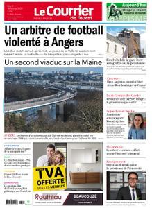 Le Courrier de l'Ouest Nord Anjou – 18 février 2020