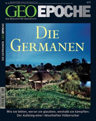 GEO EPOCHE No 34 Die Germanen