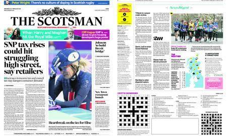 The Scotsman – February 14, 2018