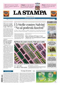 La Stampa Imperia e Sanremo - 18 Aprile 2019