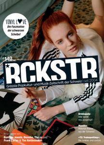 RCKSTR Magazine - Februar 2017