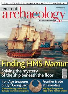 Current Archaeology - Issue 273