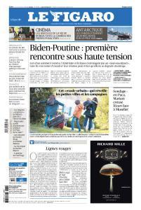 Le Figaro - 16 Juin 2021