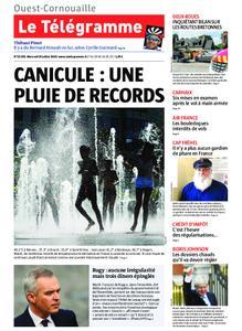 Le Télégramme Ouest Cornouaille – 24 juillet 2019