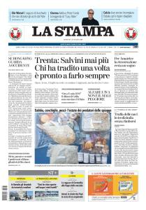 La Stampa Torino Provincia e Canavese - 18 Agosto 2019