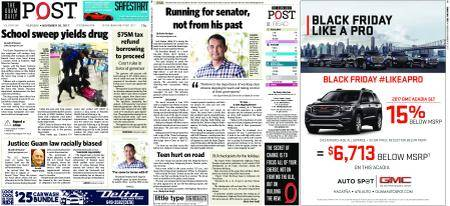 The Guam Daily Post – November 30, 2017