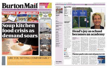 Burton Mail – September 09, 2017