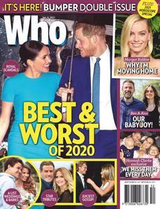 Who - January 04, 2021