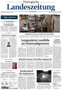 Thüringische Landeszeitung – 24. Januar 2019