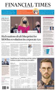 Financial Times USA - October 13, 2020