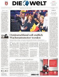 Die Welt Hamburg - 14. Mai 2018