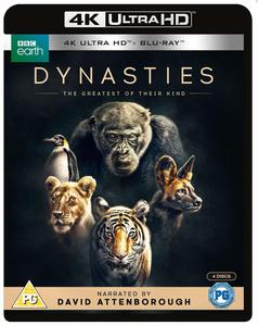 Dynasties 4K (2018) Season 1
