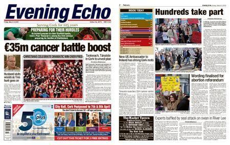 Evening Echo – March 09, 2018