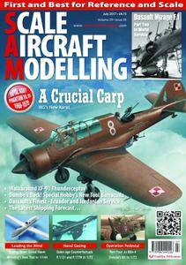 Scale Aircraft Modelling - July 2017