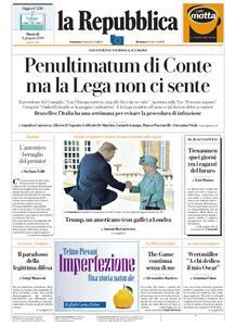 la Repubblica – 04 giugno 2019